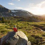 Cloud Peak Wilderness Sunset