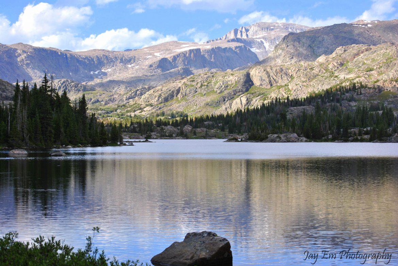 Big Horn Mountains Lake