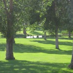 Green Hills Golf course in Worland, Wyoming