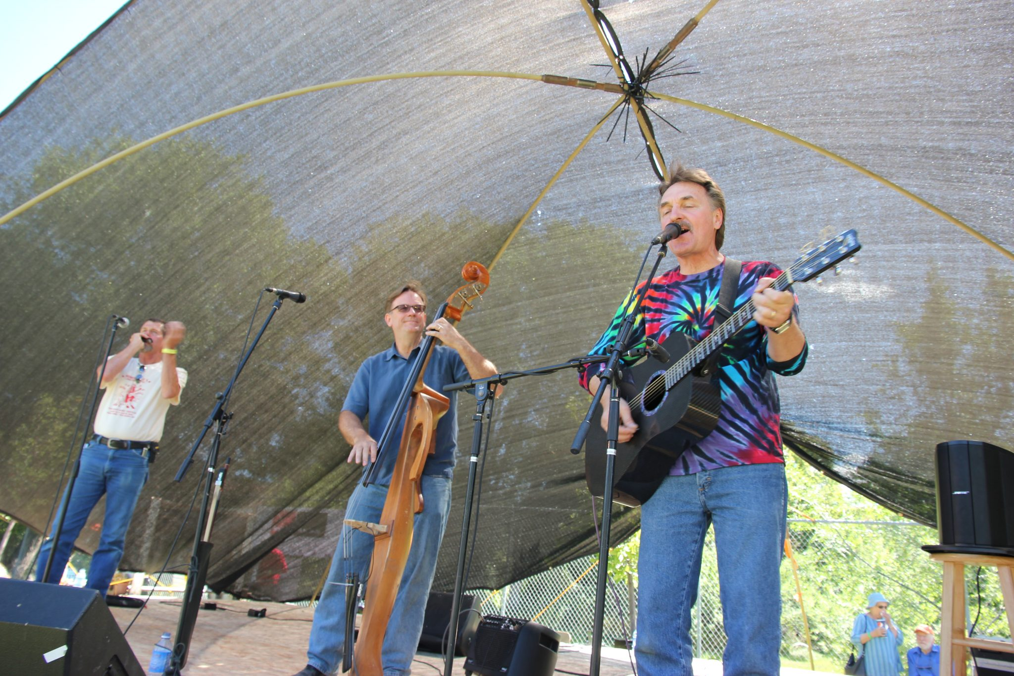 Ten Sleep, Wyoming's Nowoodstock Music Festival