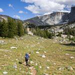 Cloud Peak Wilderness Area