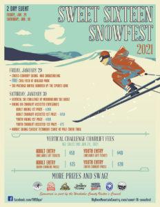 Sweet 16 Snowfest